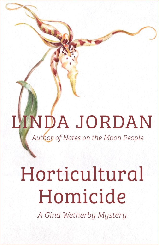 Book Cover: Horticultural Homicide