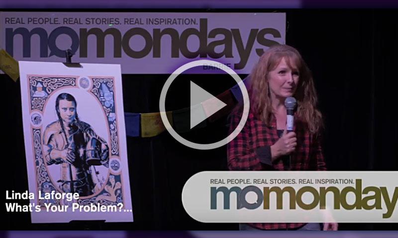 10 minute MoMonday's talk