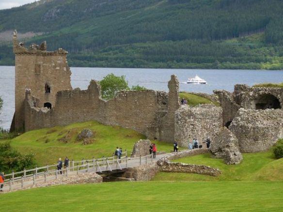 Urquart Castle, Loch Ness