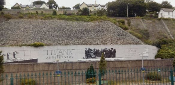 Titanic Memorial at Cobh