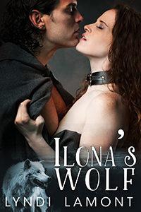 Ilona's Wolf cover