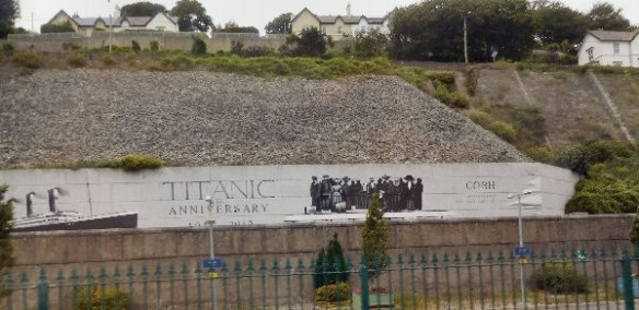 Titanic Memorial, Cobh, Ireland