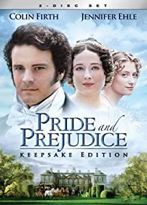 Pride & Prejudice TV cover