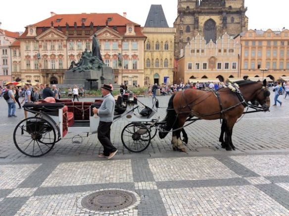 Prague Carriage