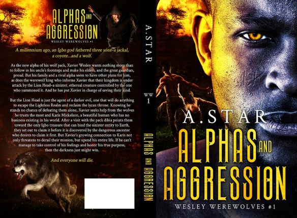 Alphas and Aggression pbk cover