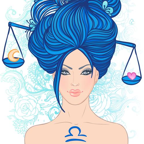 Libra girl
