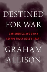 Destined For War cover