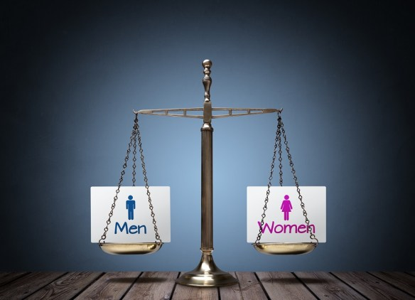 Equality between man and woman