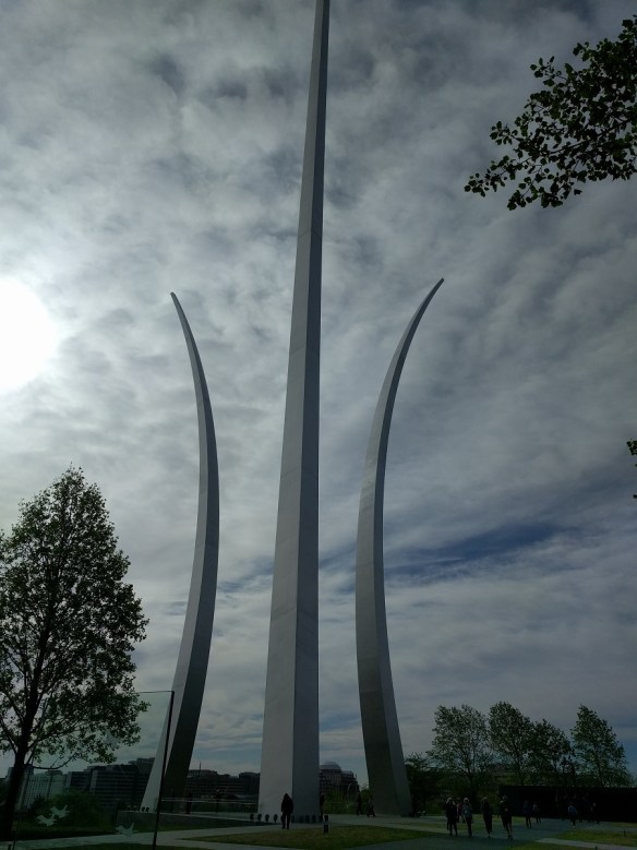 US Air Force Memorial, Washington, DC