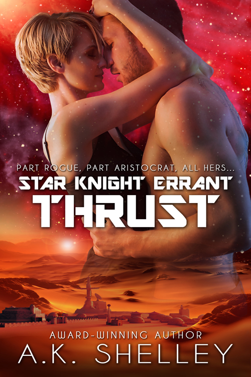 Star Knight Errant Thrust cover