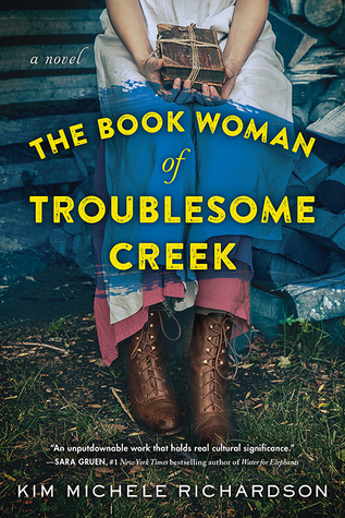 Book Woman of Troublesome Creek cover