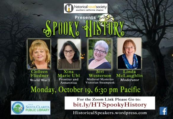 Spooky Topics