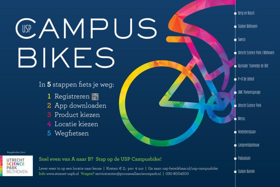 USP Campusbikes Canvas