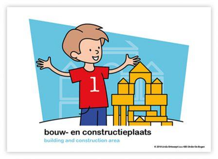 Dagritmekaart onderbouw bouwplaats
