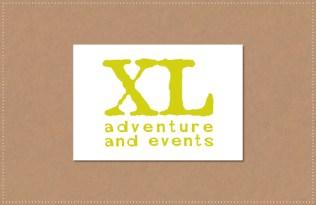 ontwerp Logo XL Adventure & Events