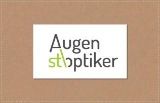 ontwerp Logo Augenstoptiker