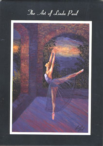 Greeting Cards Of Ballet Dancers Ballet Dance Note Cards