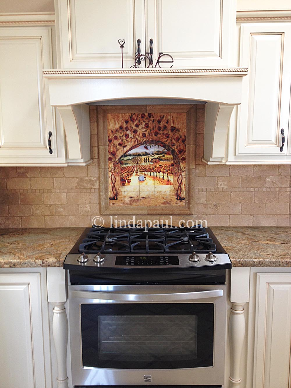 Customer Reviews of Tile Murals and Mosaic Kitchen Backsplashes