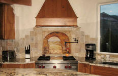 kitchens  When to stop a backsplash  Home Improvement