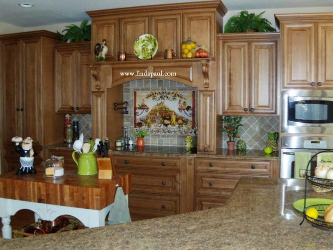 Select Furniture And Home Decor Accessories That Bring A Touch Of The Mediterranean To Old World Style Tuscan Kitchen