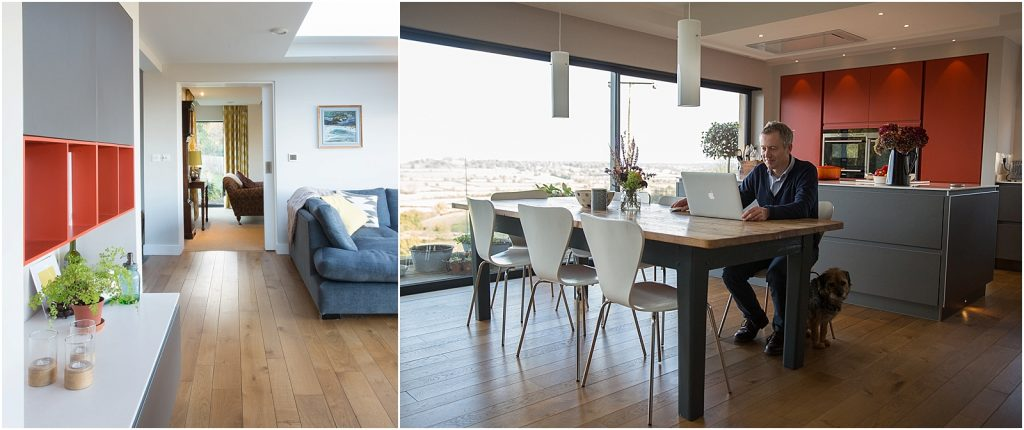 Property photography - contemporary interiors | Linda Scannell