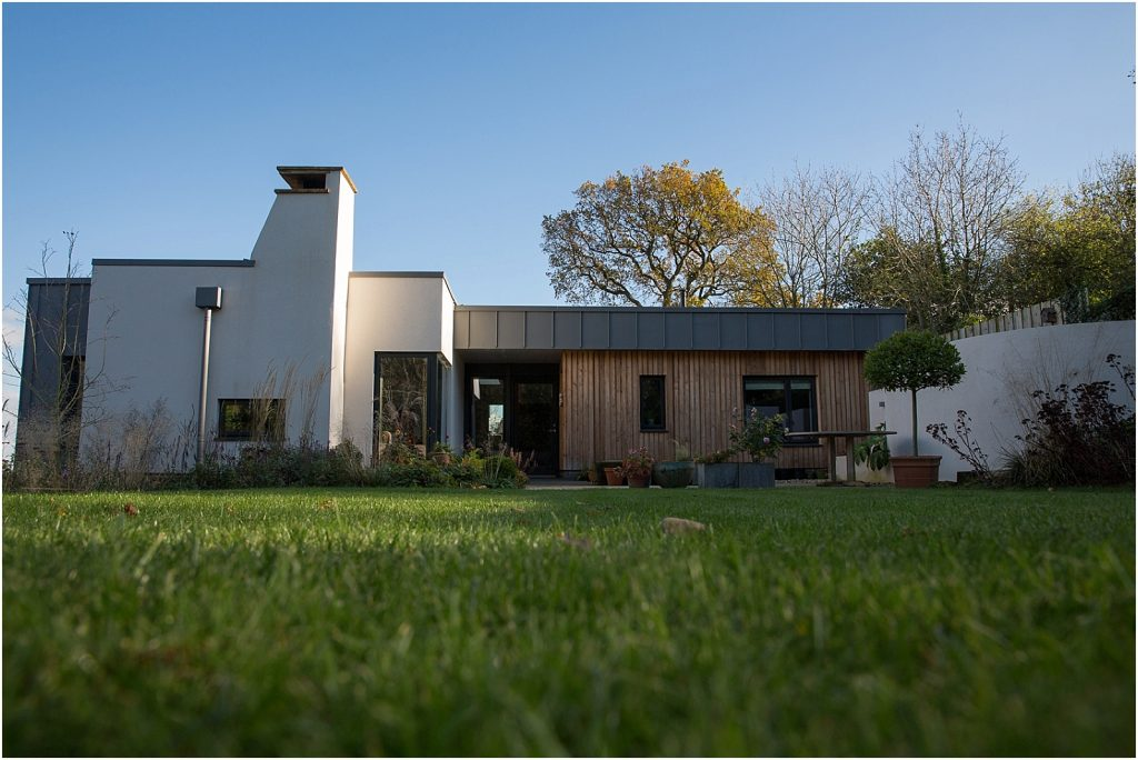 Property photography in Warwickshire | Linda Scannell | garden view