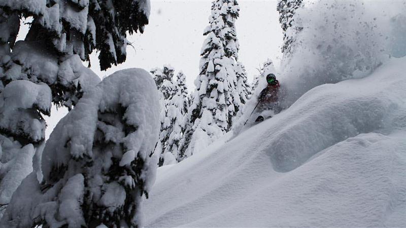 Utah has a New Ski Resort  – Whisper Ridge
