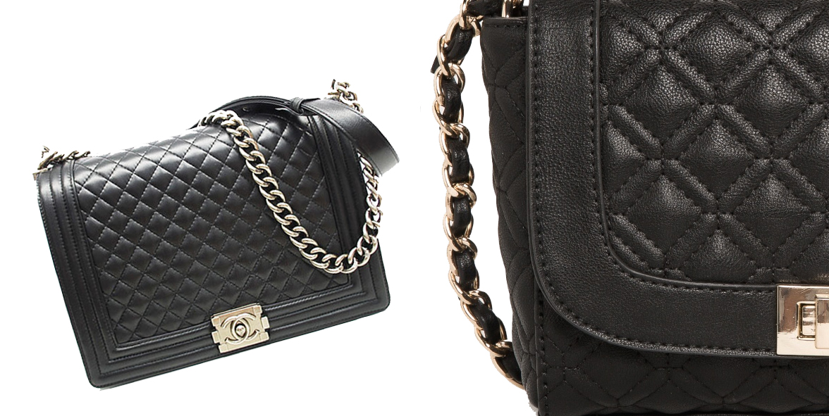 chanel boy bag dupe fashion tas look-a-like budget versie