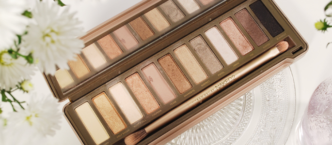Urban decay naked 2 palette Beginnen met opmaken make-up beauty geheim basis basics begin bij een goede basis