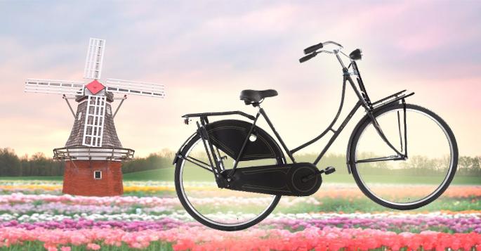 altec roma oma fiets met voorrekje win lifestyle by linda fiets weetjes leuke beweging gezond lifetsyle lifestyle by linda Transportfiets Zwart Special edition 28 inch fietsen op fietsen fietsenopfietsen.nl