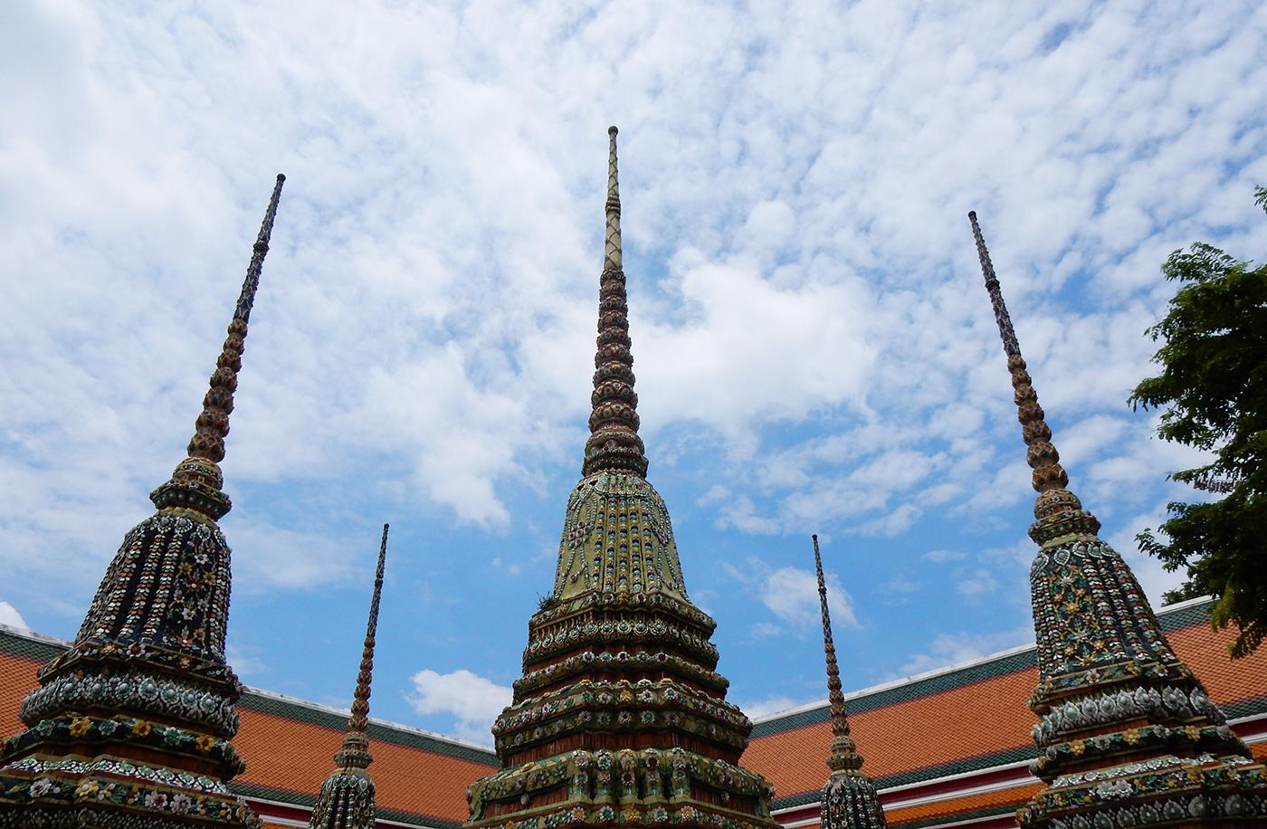 Wat Phra Chetuphon Wat Pho lying boeddha liggende boedha bangkok reizen travel lifestyle by linda