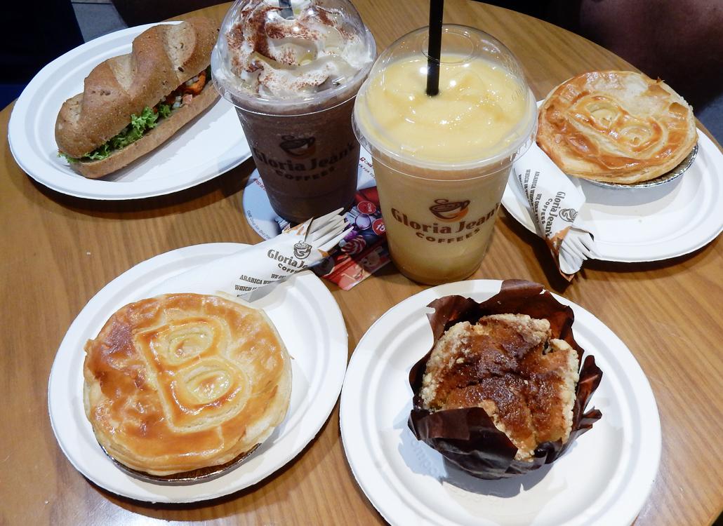 Gloria Jean's coffees KLIA