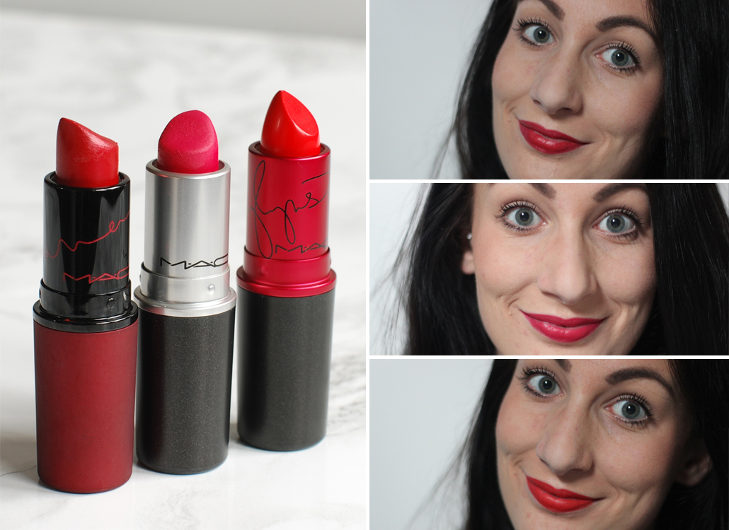 MAC Cosmetics full face lifestyle by linda viva glam miley cyrus matte 2 viva glam rihanna all fired up