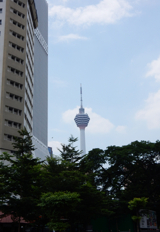 Menara KL Tower in Kuala Lumpur