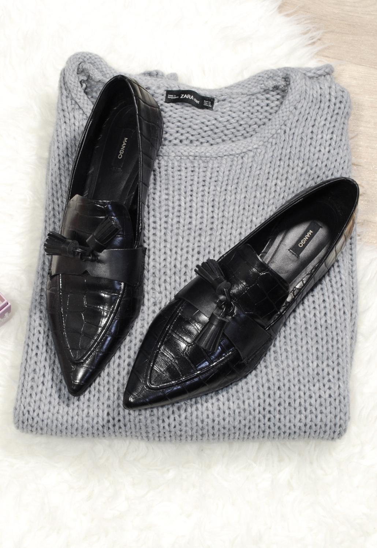 ZARA MANGO shoplog i love fashion bloggers