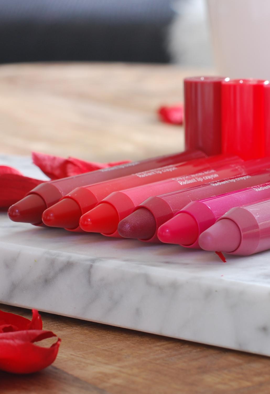 Yves Rocher zéro défaul mattifying and long-lasting lip primer radiant lip crayon