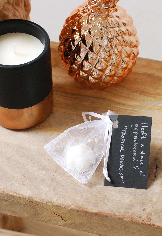 Je echt thuis voelen met de heerlijke wax melt van Sense Candles wax-melts ervaring review lifestyle by linda
