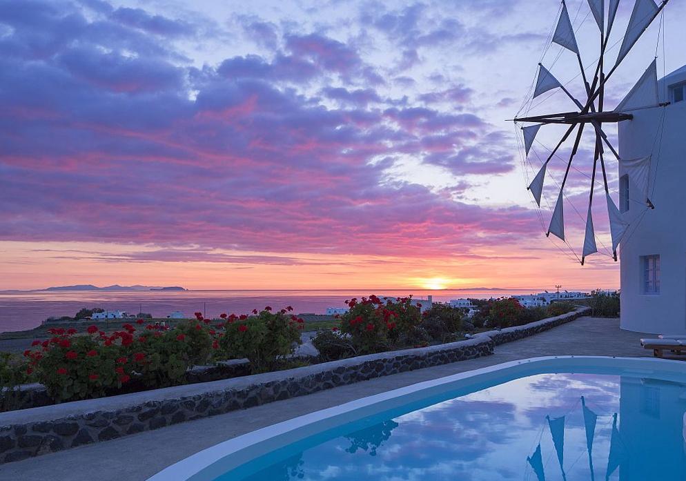 santorini De perfecte locaties voor een romantic getaway