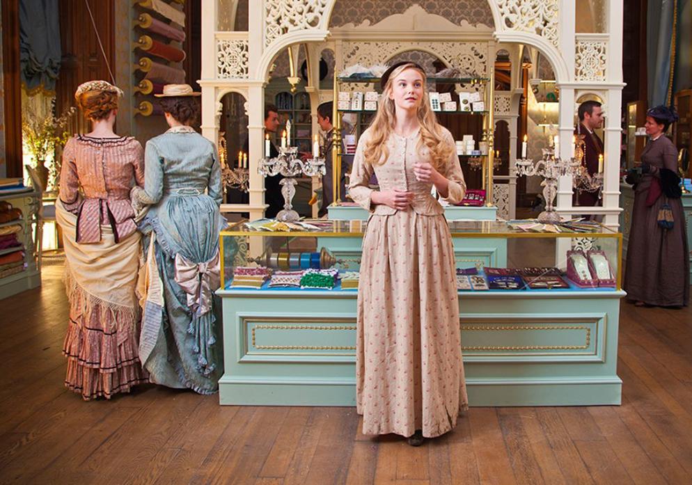 netflix nederland series modern kostuum drama
