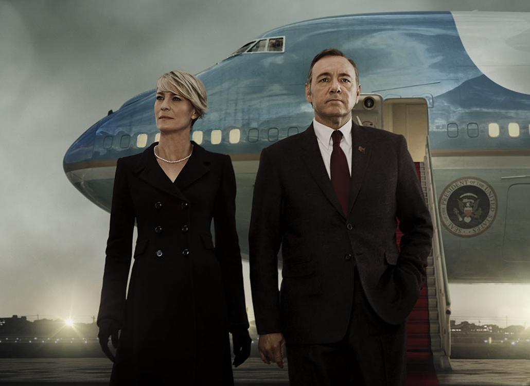 House of Cards Netflix originals