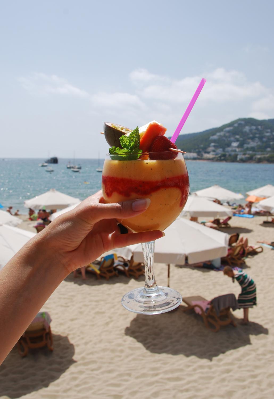 Caos Ibiza slow and organic food santa eularia hotspot review