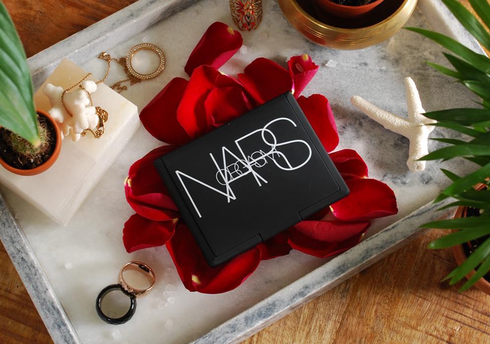 NARS Orgasm blush review