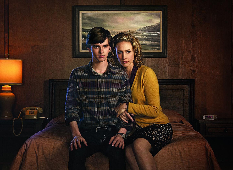 Bates Motel Netflix kostuumdrama's