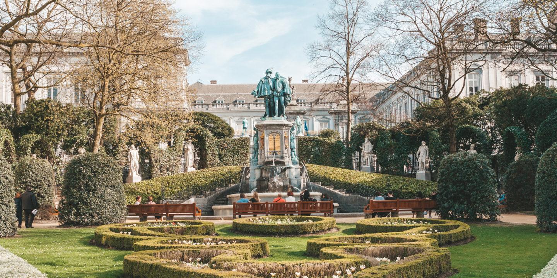 Kleine Zavel Brussel