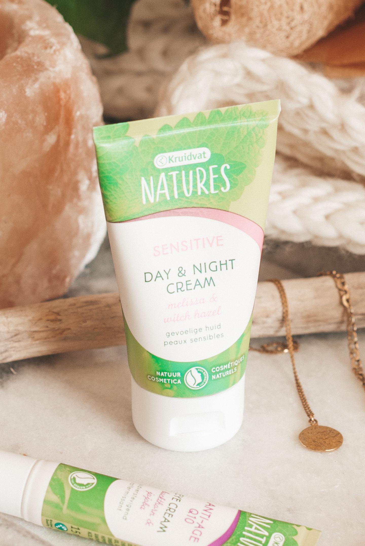 Kruidvat Natures Vegan Natuurlijk skincare
