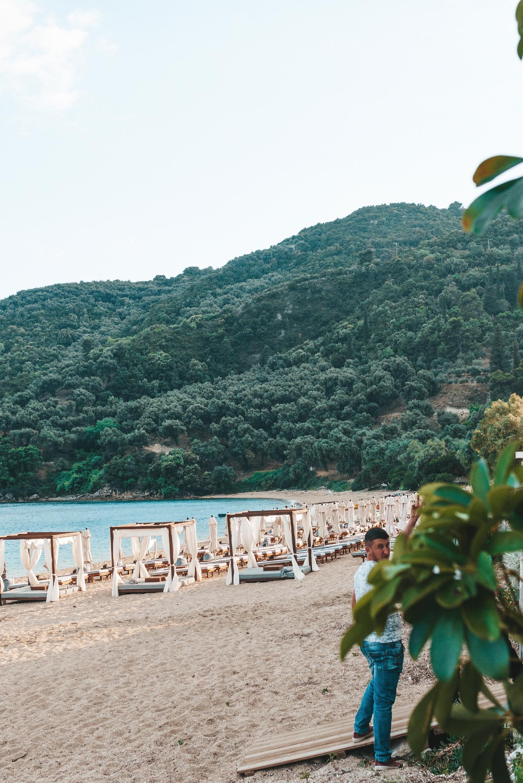 Lichnos beach Parga