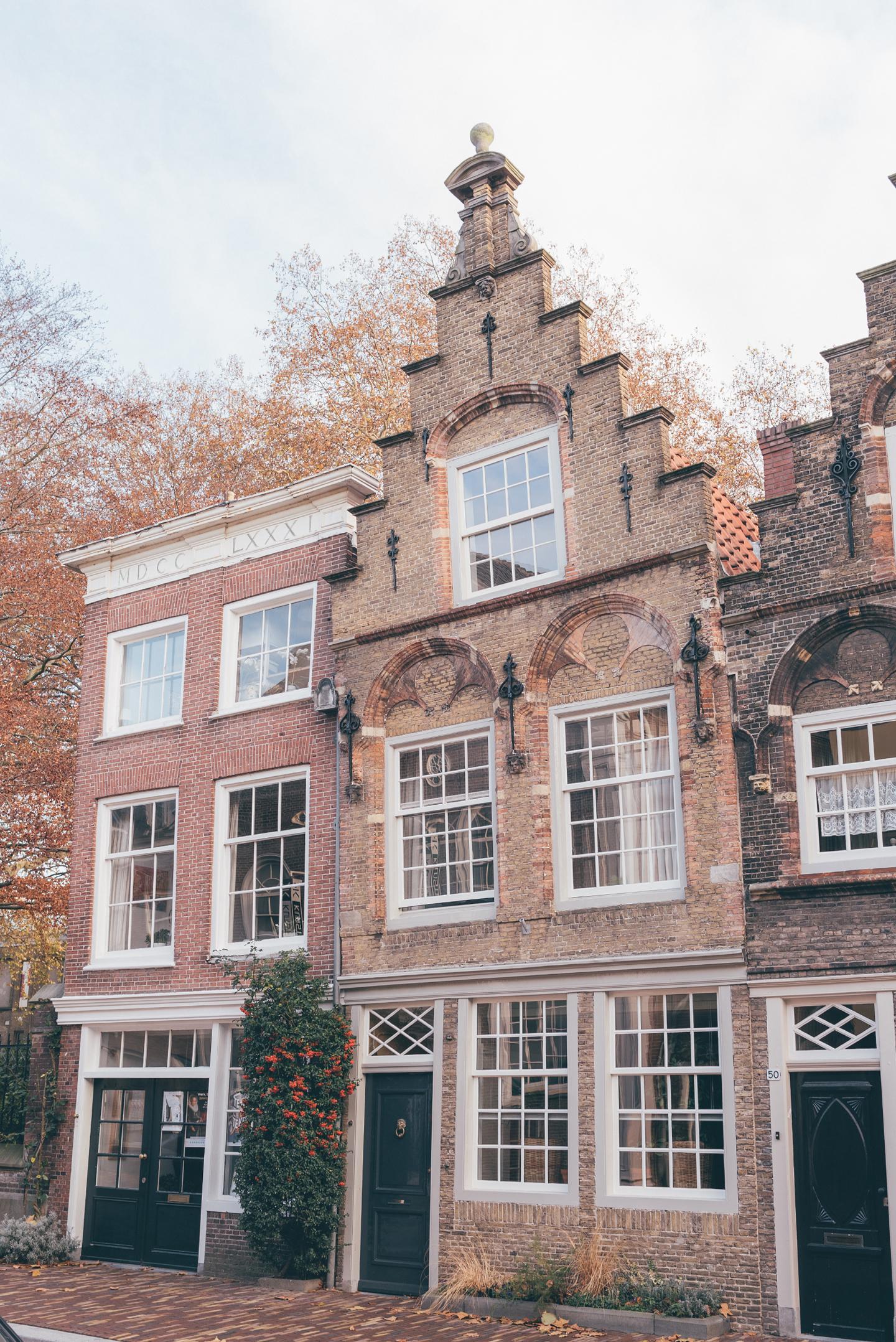 Dordrecht oud centrum