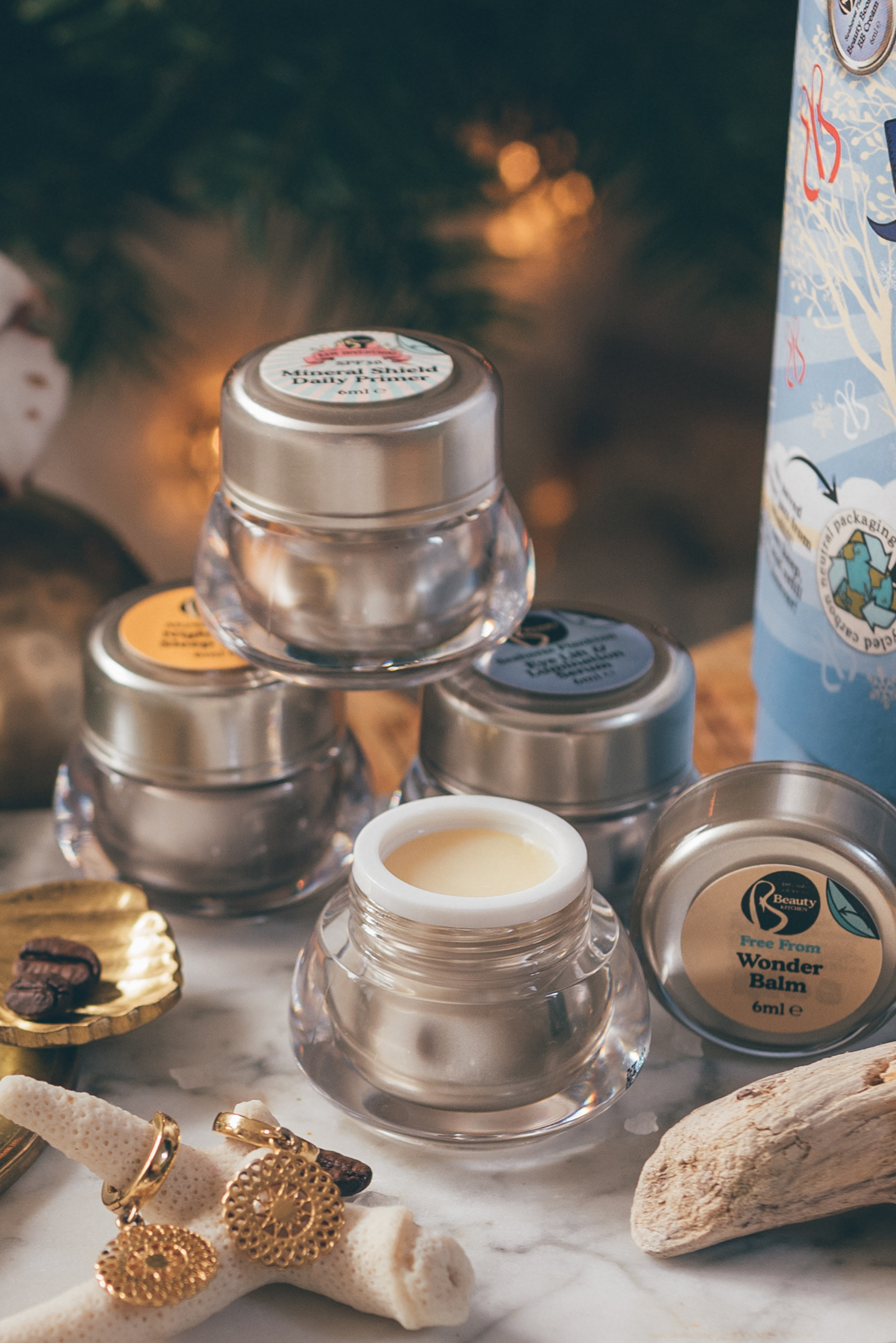 Gift Guide cruelty free skincare Sustainable Beauty Celebrations Beauty Kitchen