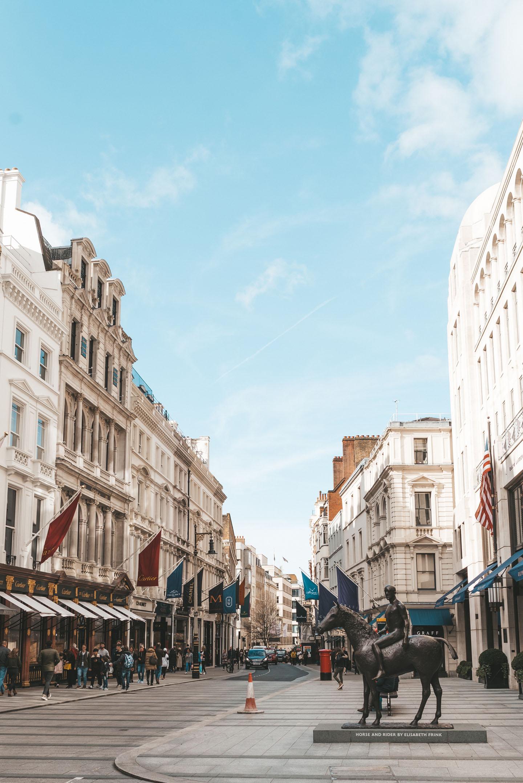 Old Bond Street London