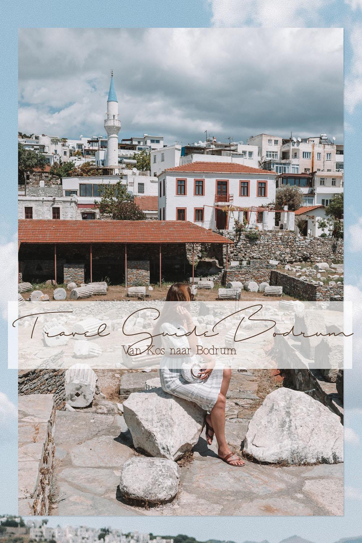 Van Kos naar Bodrum Travel Guide